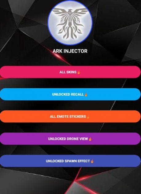 Ark Injector