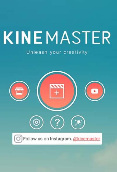 Blue Kinemaster