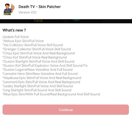 Death TV injector