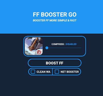 FF Booster Go