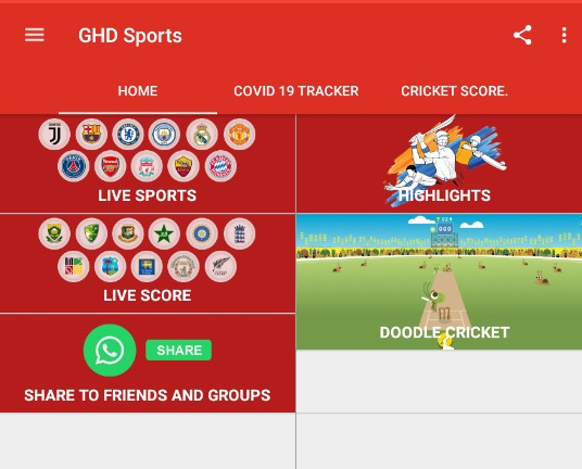 GHD Sports Image