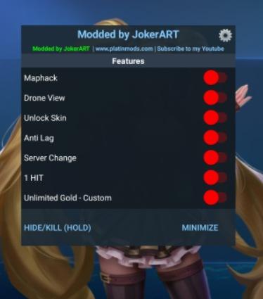 JokerArt Mod