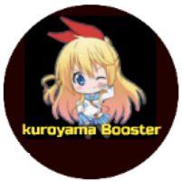 Kuroyama Rank Booster