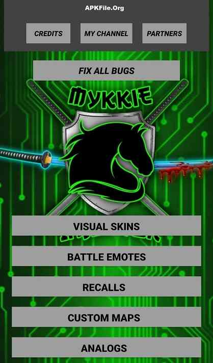 MYKKIE Injector