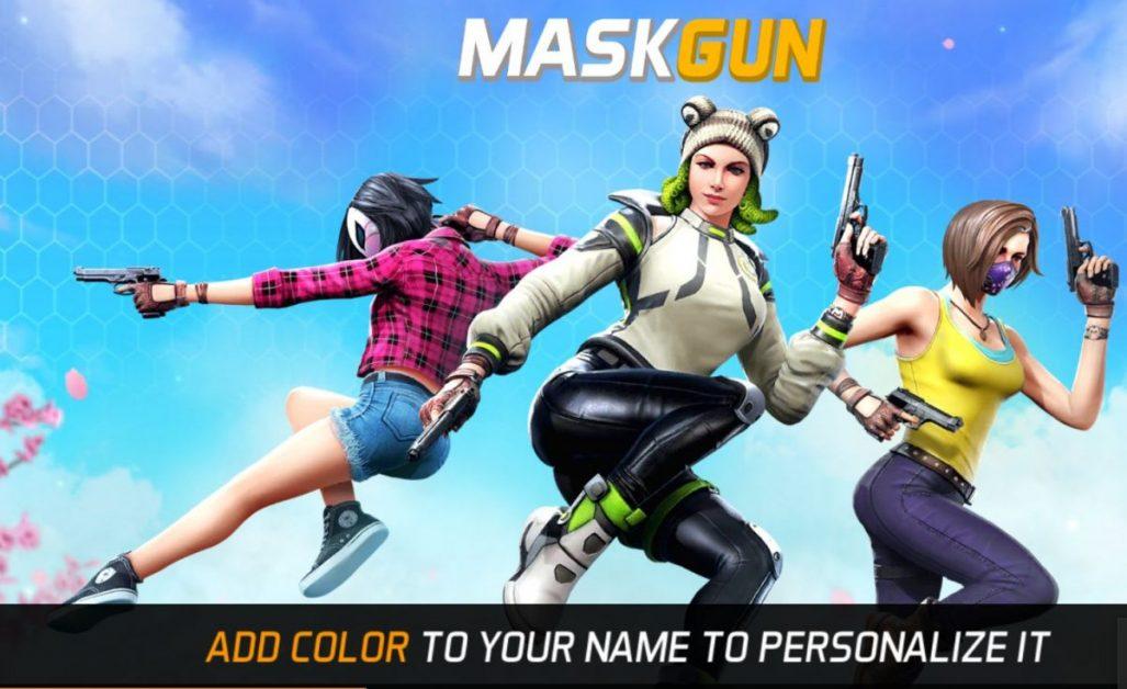 Maskgun Mod Image
