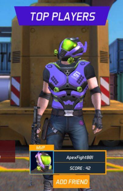 Maskgun Mod Hero