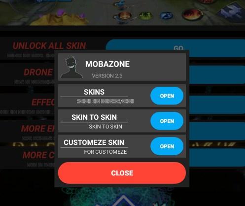 Mobazone Injector
