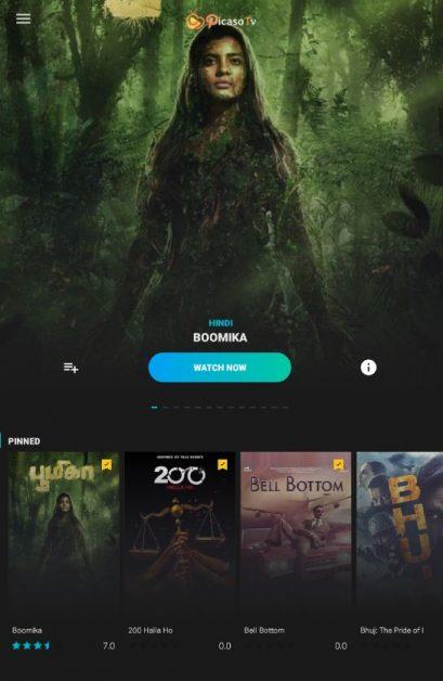 Picaso TV