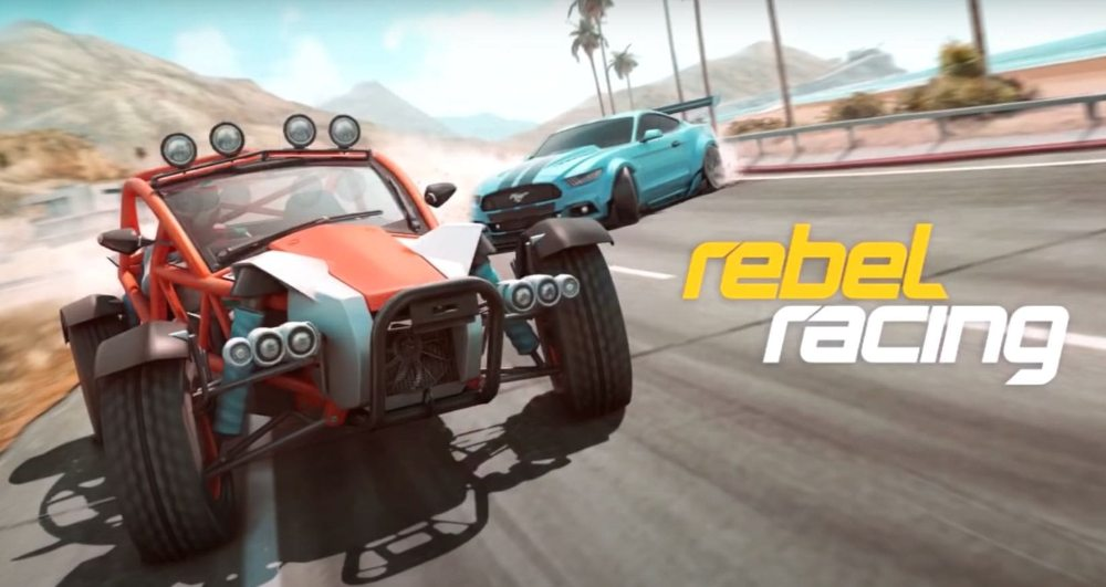 Rebel Racing Mod