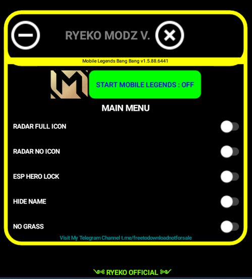 Ryeko Modz