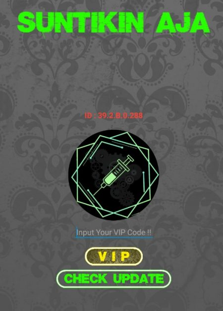 Sosis Vip Injector