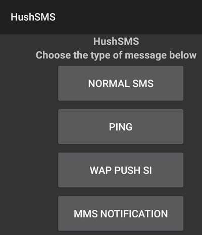 Hushsms image 2