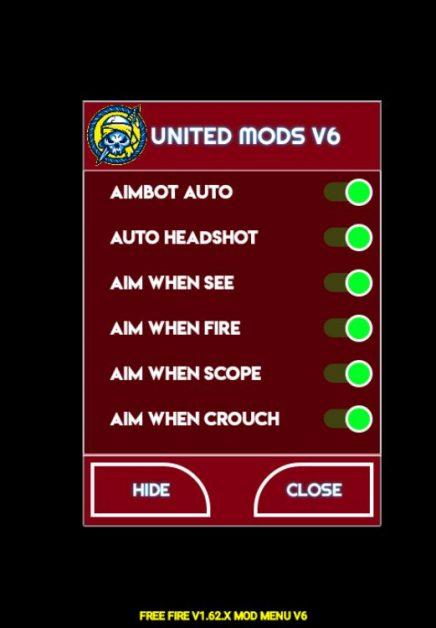 United Mods