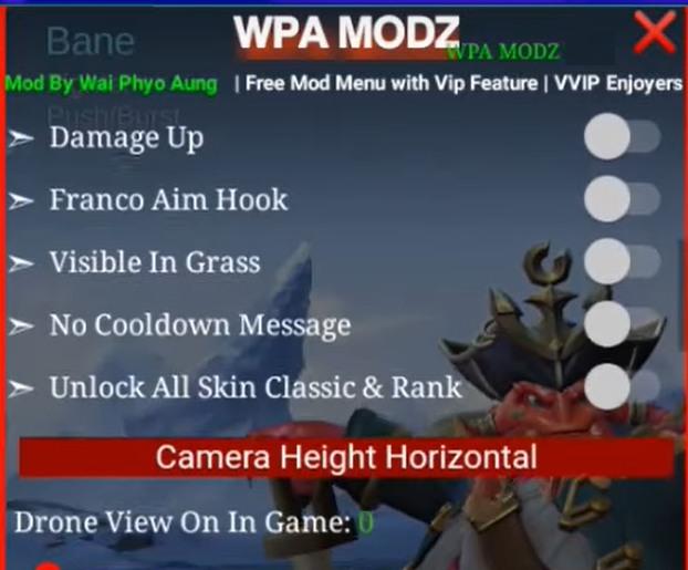 WPA Modz